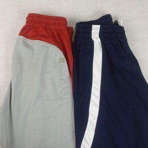Jordan Track Athletic Pants Lot of 2 Men's Large